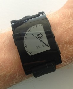 A watch face for your Pebble