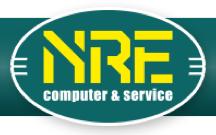 NRE logo